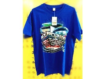 世博T恤 蓝色