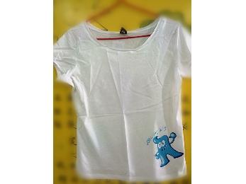 世博T恤 海宝白色